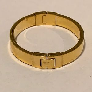 Michael Kors Gold Bangle Bracelet